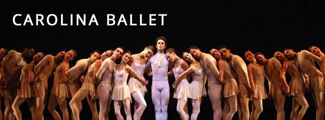 Carolina Ballet – Thursday, June 5 – 7:30 PM
