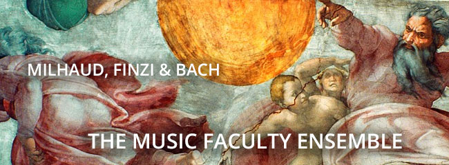The Music Faculty Ensemble – Wednesday, June 4 – 7:00 PM