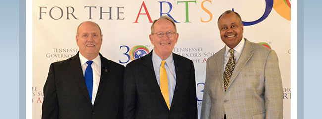 Alexander joins MTSU in welcoming Governor's School in 30th year