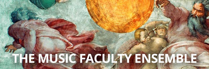 The Music Faculty Ensemble – Wednesday, June 15 – 7 PM