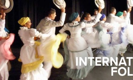 International Folkfest – Monday, June 12 – 7 PM