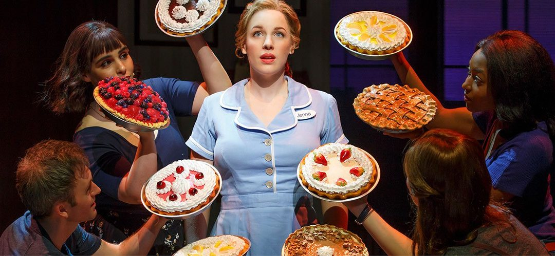 "The Musical ""WAITRESS"" – Theater Students Field Trip – Thursday, June 7, 2018"