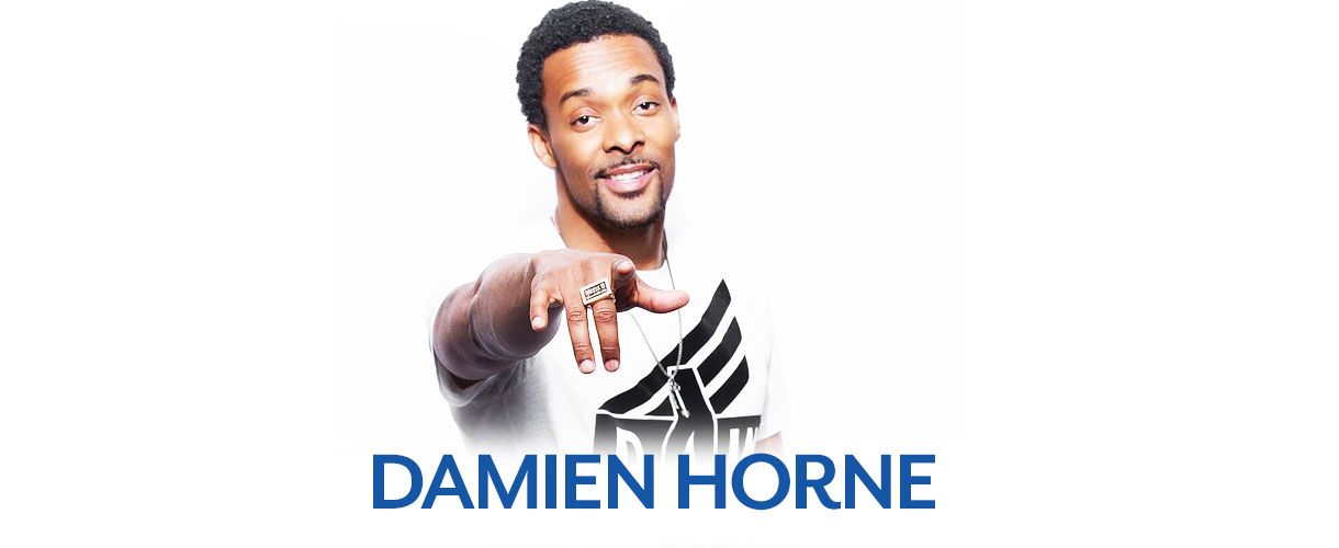 Damien Horne – Wednesday, June 13th