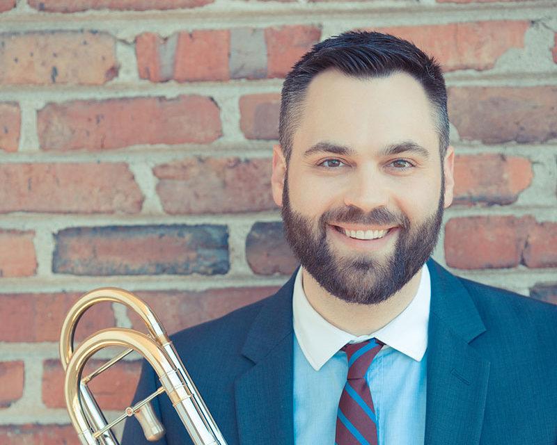 Trombonist Jeremy Wilson – Gsfta alumnus