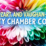 FACULTY CHAMBER CONCERT: WOLF, MOZART, AND VAUGHAN-WILLIAMS – FRI, JUN 7
