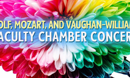 FACULTY CHAMBER CONCERT: WOLF, MOZART, AND VAUGHAN-WILLIAMS – FRI, JUN 7