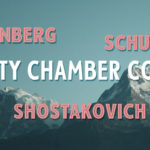 FACULTY CHAMBER CONCERT: SCHULHOFF, SCHOENBERG, AND SHOSTAKOVICH – MON, JUN 3